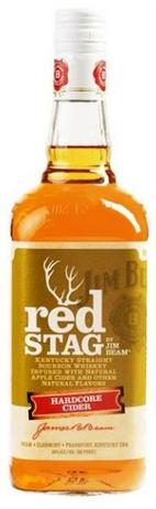 Jim Beam Bourbon Red Stag Hardcore Cider